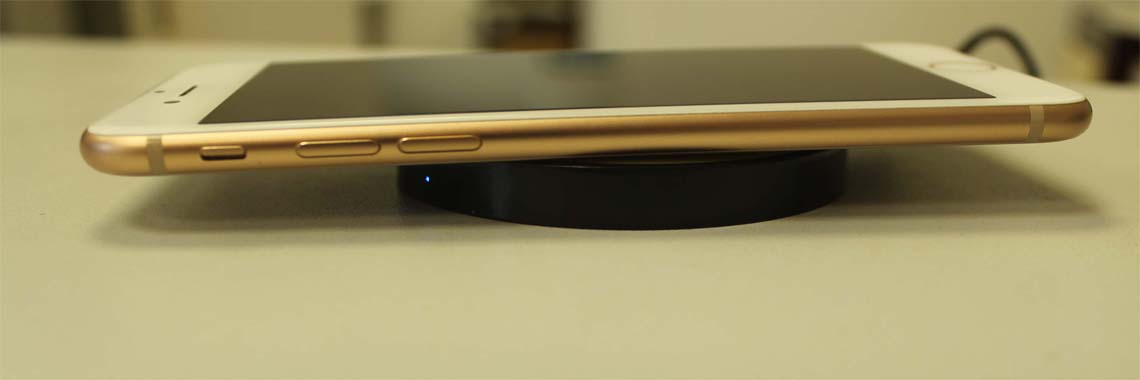 Iphone - беспроводная зарядка