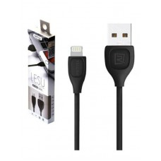 "USB кабель для Apple iPhone 5 ""Remax Lesu"" (RC-050i) (Черный)"