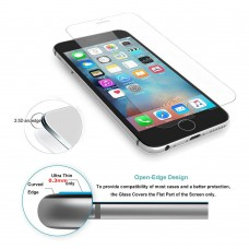 Замена защитного стекла для Apple iPhone  7 Plus 0.3mm (без упаковки)