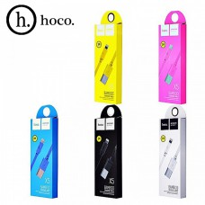 "USB кабель для Apple iPhone 5 ""HOCO X5 Bamboo"""