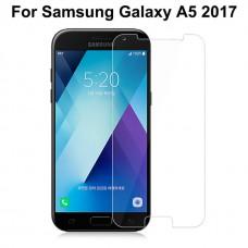 Защитное закаленное стекло для Samsung Galaxy A5 (2017) / A520 0.3mm (без упаковки)
