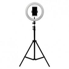 Замена кольцевой лампы ЦВЕТНОЙ RGB 26 см со штативом 2 м