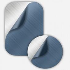Замена пластин для магнитных держателей на скотче, 2 штуки